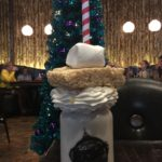 Toothsome Christmas Rice Krispie Milkshake