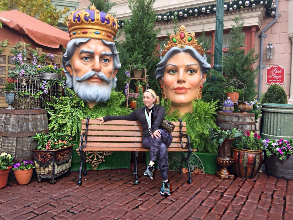 Universal Mardi Gras King and Queen